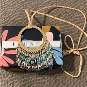 Plunder Beaded Necklace